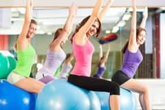 Training für die Beckenbodenmuskulatur