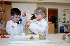 Kleine Forscher ganz groß