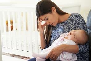 Postpartale Depression