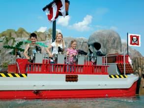 Foto: Familienspaß im LEGOLAND® Deutschland Resort
