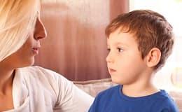 Sprechen Sie mit Ihrem Kind über die Adoption!