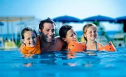 Traumhafter Familienurlaub am Meer!