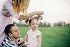 Foto: Hilfe, mein Kind hat Läuse