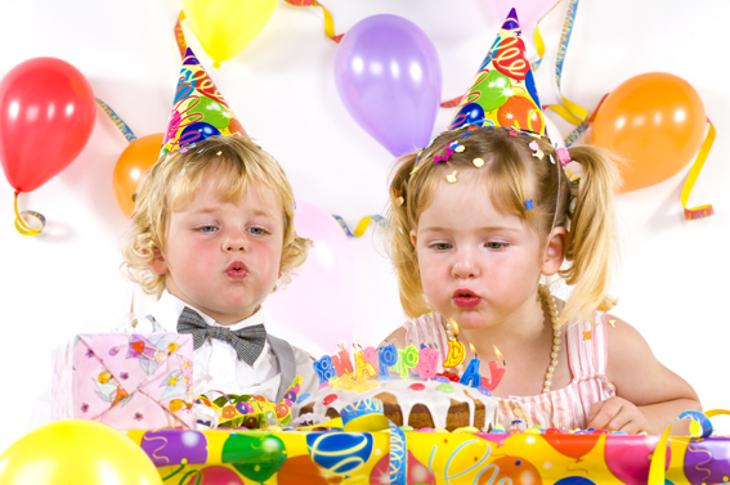 Große Feste für kleine Gäste