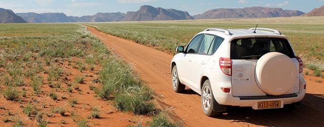 Mit Kindern die Welt entdecken - auf nach Namibia!