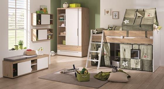 Mehr Platz und Dynamik im Kinderzimmer » fratz&co
