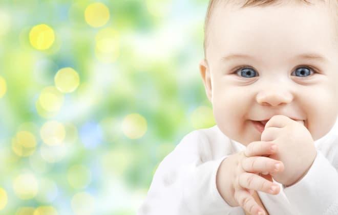Babys die ihren Vätern ähnlich sehen, sind gesünder