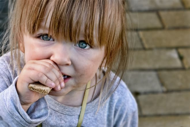 Foto: In Deutschland gelten 3,5 Millionen Kinder als arm