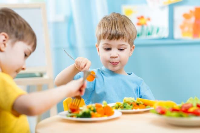 Foto: Der vegane Kindergarten