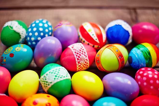 Allerlei zu Ostern