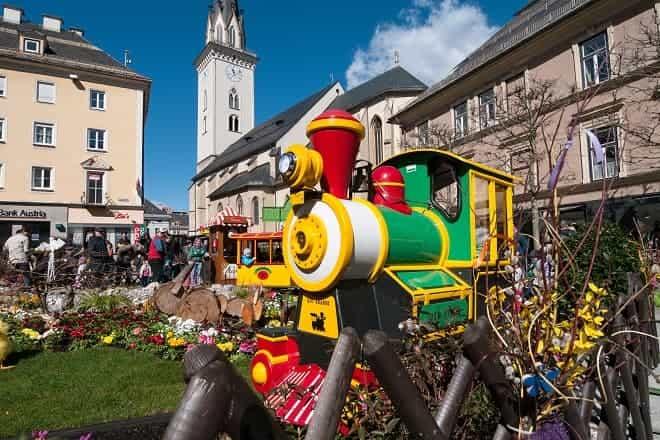 Foto: Veranstaltungen zu Ostern