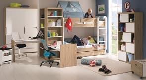 Foto: Mehr Platz und Dynamik im Kinderzimmer