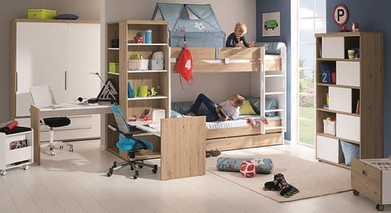 Mehr Platz und Dynamik im Kinderzimmer