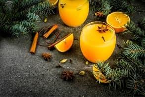 Orangen-Punsch