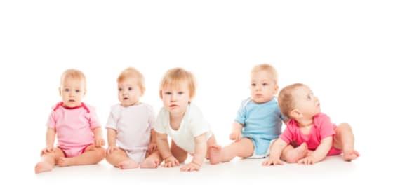 Perfekte Pflege für Babys Po