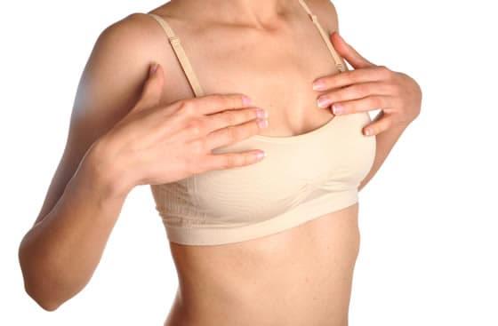Entzündete Brust im Wochenbett