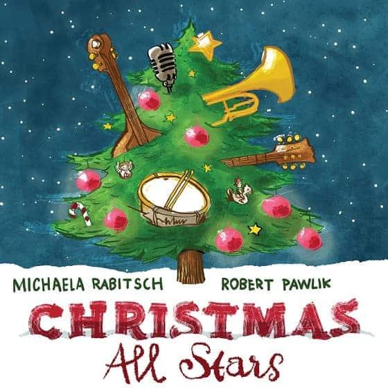 Michaela RABITSCH & Robert PAWLIK – CHRISTMAS All Stars