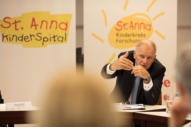 Europaweite Zusammenarbeit für eine bessere Behandlung von Krebs bei Kindern