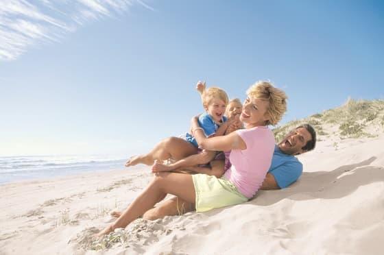 Ferienzeit ist Familienzeit