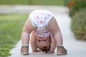 Foto: Babys Abenteuer, Mamas Sorgenfalte