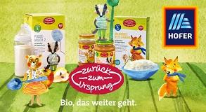 """Bio-Babynahrung """"Zurück zum Ursprung"""""""