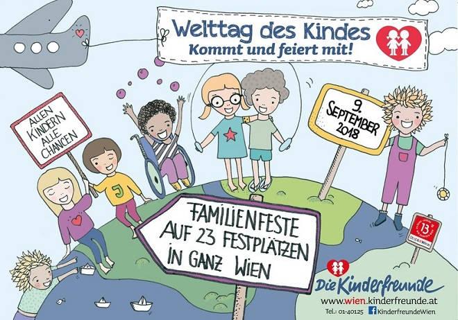 Welttag des Kindes