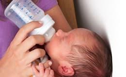 Säuglingsmilch-Nahrung