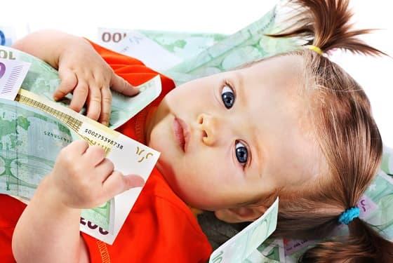 Vorsorge fürs Baby