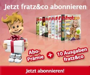 fratz&co Aboprämien