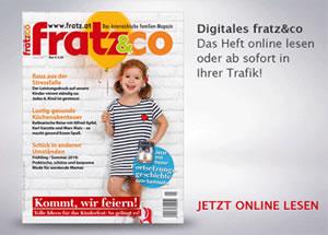 fratz&co Familienmagazin - Ausgabe Februar 2019