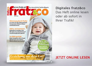 fratz&co Familienmagazin - Ausgabe März 2019