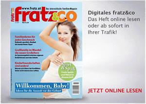 fratz&co Familienmagazin - Ausgabe Juni 2019
