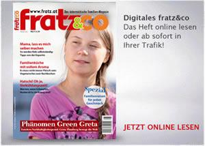 fratz&co Familienmagazin - Ausgabe Oktober 2019
