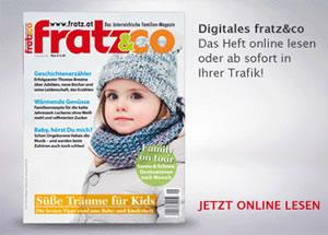 fratz&co Familienmagazin - Ausgabe November 2018