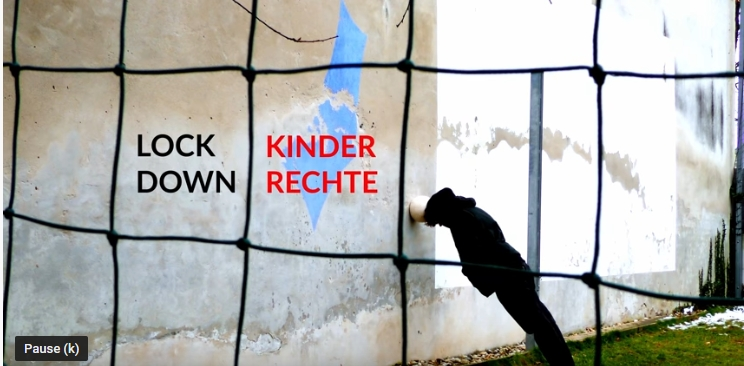 Lockdown: Kinderrechte - ein Film wie ein Hilfeschrei