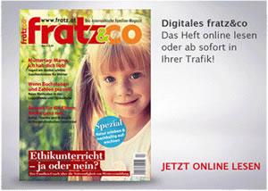 fratz&co Familienmagazin - Ausgabe Mai 2019