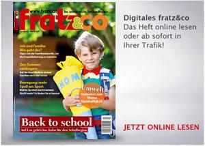 fratz&co Familienmagazin - Ausgabe September 2019