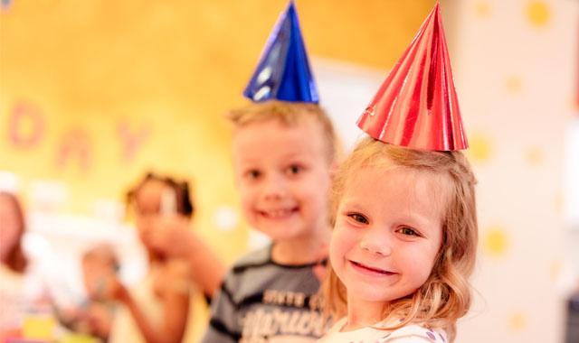 Die beste Geburtstagsparty der Welt im huma eleven & Q19!