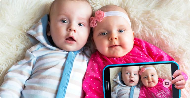 Gewinnspiel: Babyfoto Wettbewerb 2019