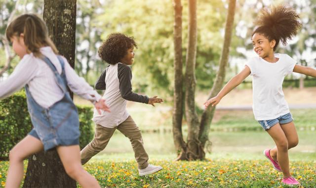 Wir sind dann mal im Garten! Outdoor-Aktivitäten für Kinder
