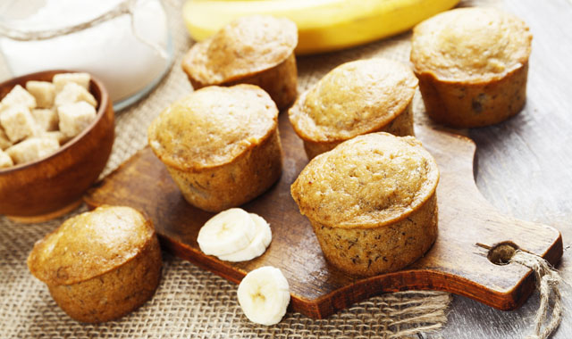 Bananenmuffins