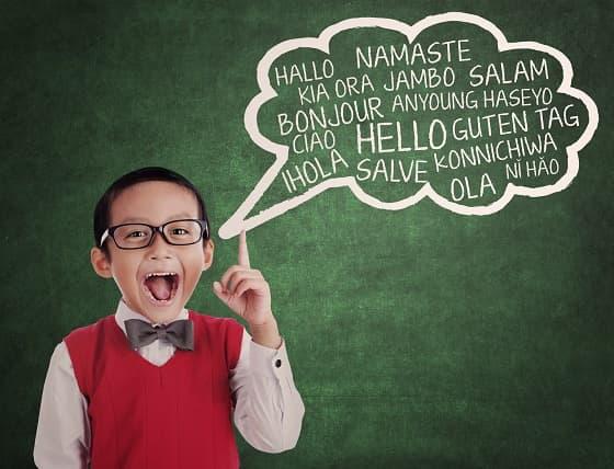 Mehrsprachige Kindererziehung