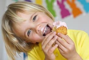Cupcakes als neuer Trend fürs Kinderfest!