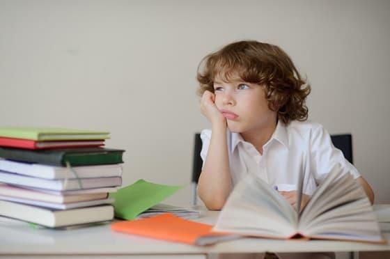 Dauerbrenner Hausaufgaben