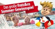 Gewinnspiel: Das große fratz&co Sommer-Gewinnspiel 2017