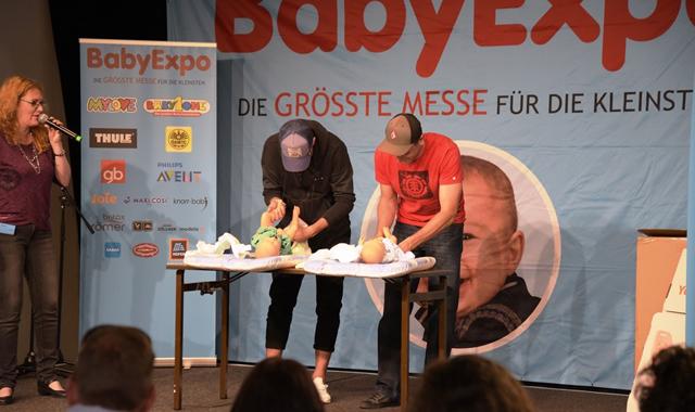 Die BabyExpo wird 20 und geht Richtung Öko-Event