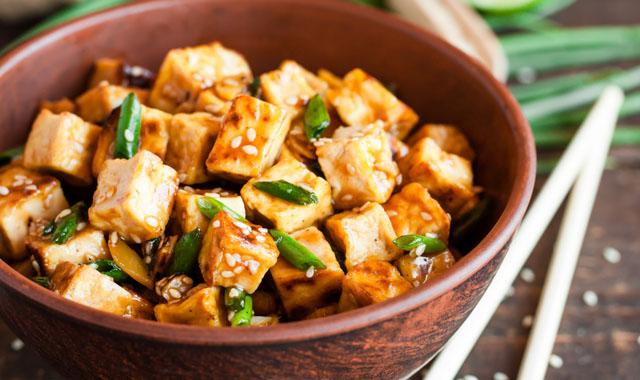 Fastenspeise Tofu
