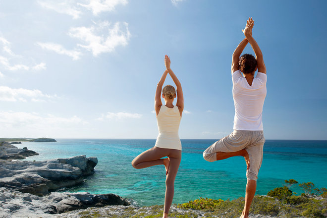 Yoga und Mee(h)r